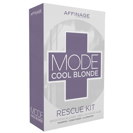 Affinage Mode Cool Blonde Rescue Kit