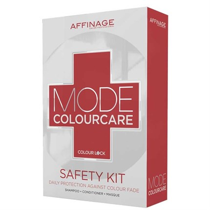 Affinage Mode Colour Care Safety Kit
