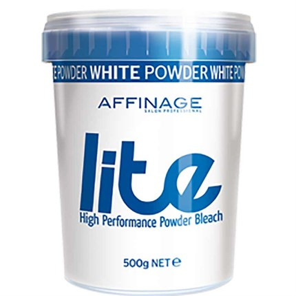 Affinage Lite White Powder Bleach 500g