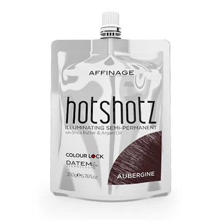 Affinage Hotshotz 200ml - Aubergine