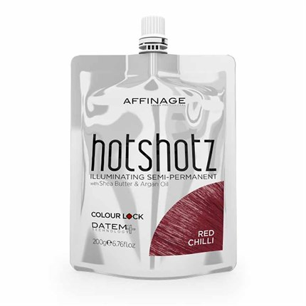 Affinage Hotshotz 200ml - Red Chilli