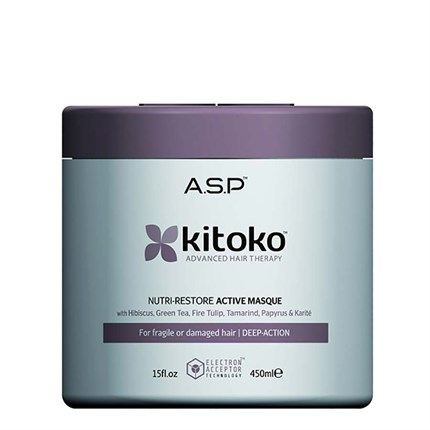 Affinage Kitoko Nutri Restore Masque 450ml