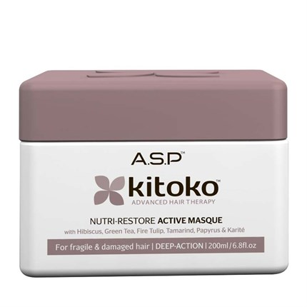 Affinage Kitoko Nutri Restore Masque 200ml
