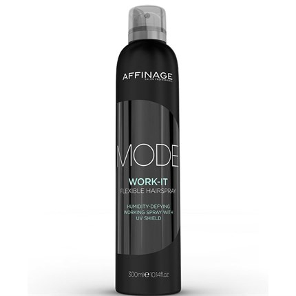 Affinage Mode Work It Flexible Hairspray 300ml