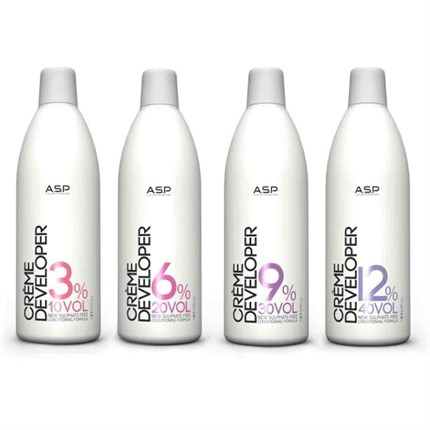 Affinage Creme Developer 1000ml - 10vol (3%)