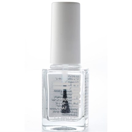 The Edge Top Coat Manicure
