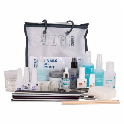 The Edge Quick Nails Acrylic Kit