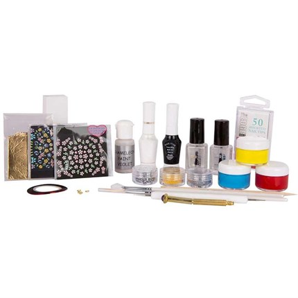 The Edge Nail Art Kit (New)