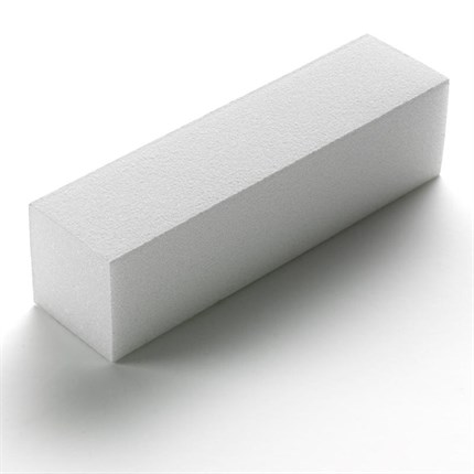 The Edge White 4-Way Sanding Block - Grit 100/100