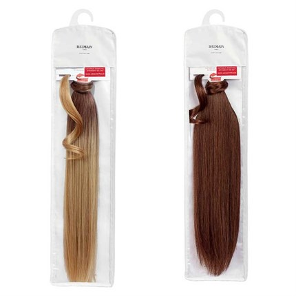Balmain Catwalk Ponytail Memory Ombre Hair Extension 55cm - 9.10a Amsterdam