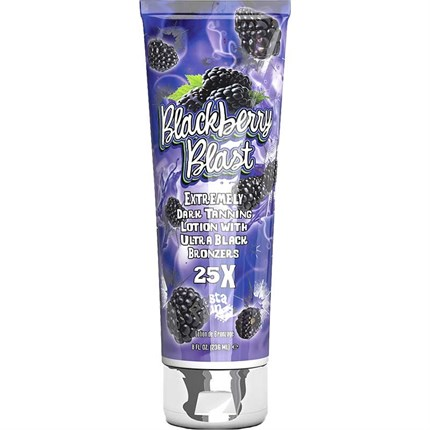 Fiesta Sun Tanning Lotion 236ml - Blackberry Blast