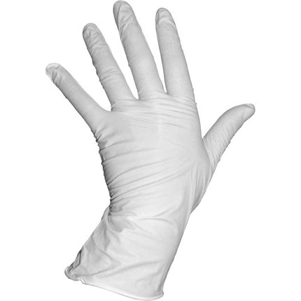 Macintyre Bagged Nitrile Glove - Small