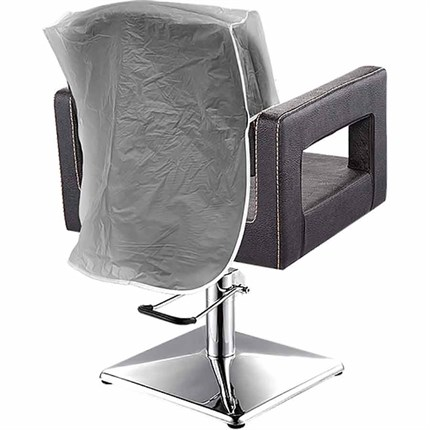 Essentials Chair Back Cover - Clear - 20 inch