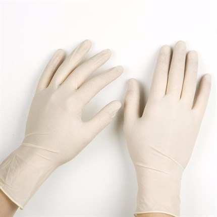 Capital Latex Gloves Pk20 - Large
