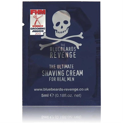 The Bluebeards Revenge Shaving Cream Sachet 5ml