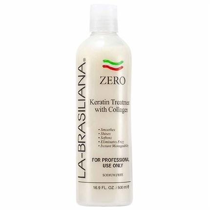 La-Brasiliana Zero Clear Treatment 473ml