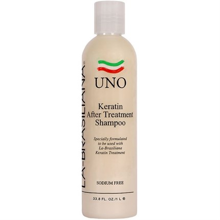 La-Brasiliana Uno After Treatment Shampoo 1 Litre