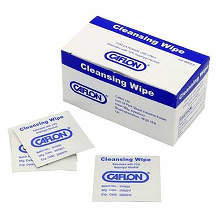 Caflon Medi Swabs Box 100