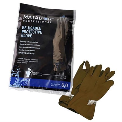 Matador Professional Gloves (1 Pair) - Size 6.5