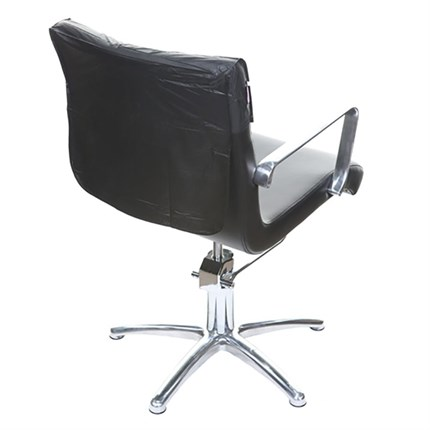Crewe Orlando Chair Back Cover - Black 18 inch