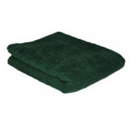 Crewe Orlando Standard Towels Pk12 - Bottle Green