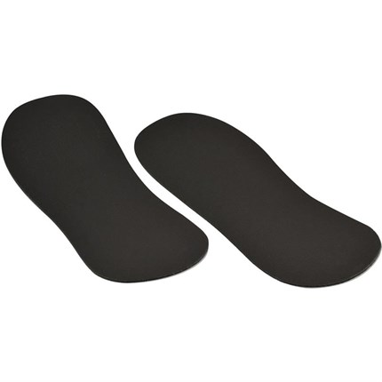 Looks Sticky Feet Pk25 - Black