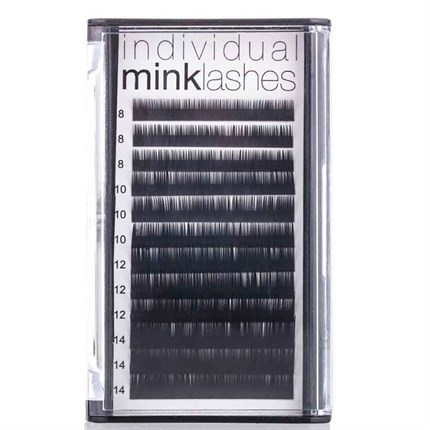 Lash FX Mink Lashes Assorted (8,10,12,14mm)