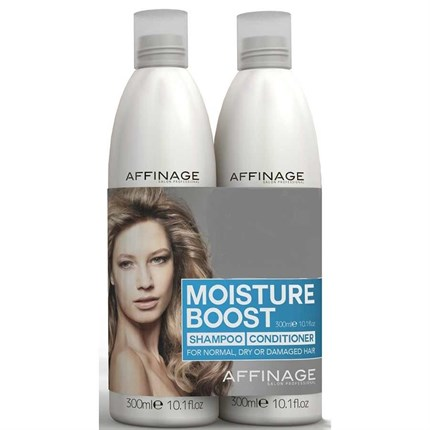 Affinage Care & Style Moisture Boost Duo 300ml