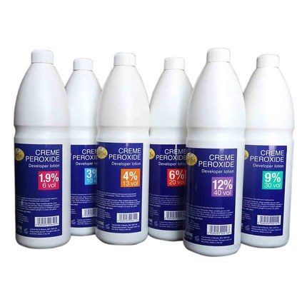 Capital Cream Peroxide 1 Litre - 6vol (1.9%)