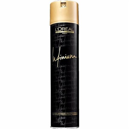L'Oréal Professionnel Infinium Hairspray 500ml - Extra Strong/Ultimate