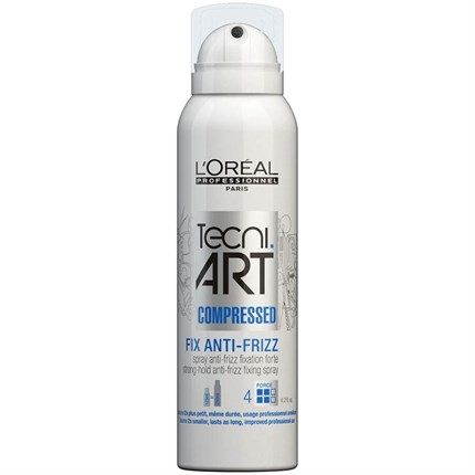 L'Oréal Professionnel Tecni.ART Fix Anti-frizz 125ml (Compressed)