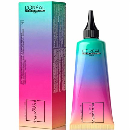 L'Oréal Professionnel Colourful Hair Colour 90ml - Hypnotic Magenta