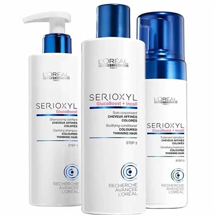 L'Oréal Professionnel Serioxyl Kit 2 - Coloured Thinning Hair