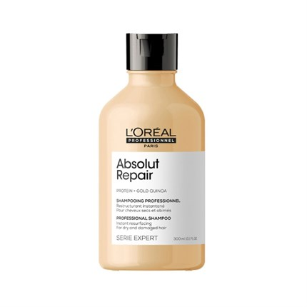 L'Oréal Serie Expert Gold Absolut Repair Shampoo 300ml
