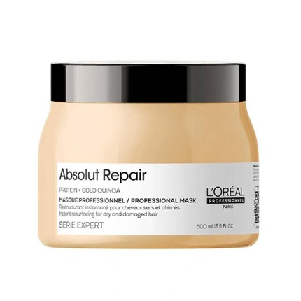 L'Oréal Serie Expert Gold Repair Mask 500ml