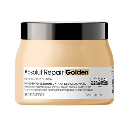 L'Oréal Serie Expert Gold Lighweight Repair Mask 500ml