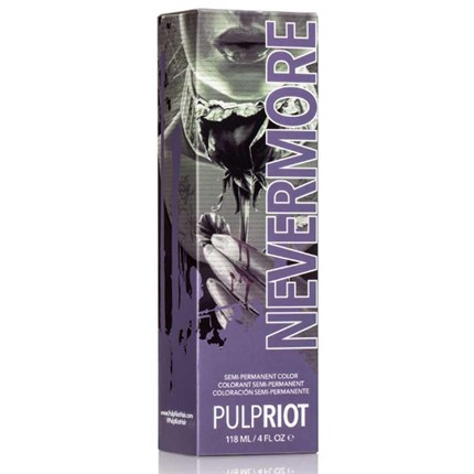Pulp Riot Semi Permanent Raven Collection 118ml - Nevermore