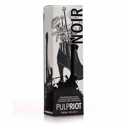 Pulp Riot Semi Permanent 118ml - Noir