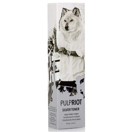 Pulp Riot High Speed Toner 90ml - Silver