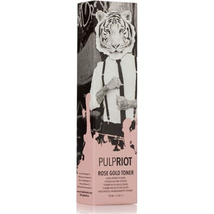 Pulp Riot High Speed Toner 90ml - Rose Gold