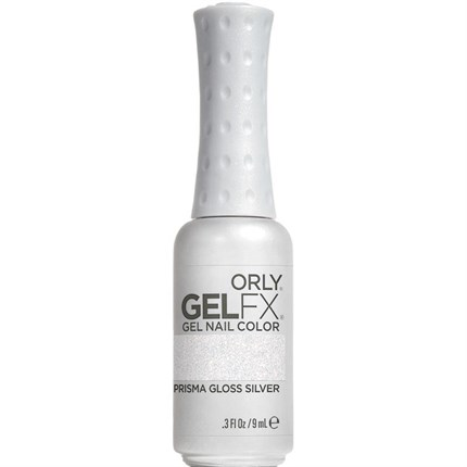 Orly Gel FX Polish 9ml - Prisma Gloss Silver