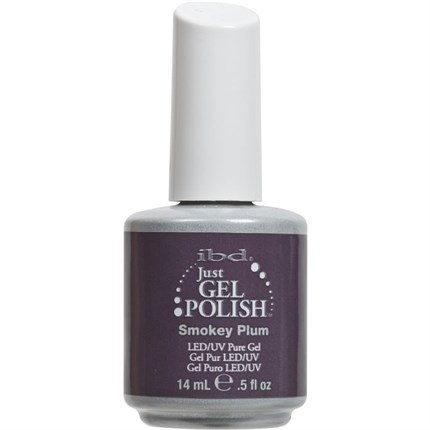 Ibd Just Gel Polish 14ml - Smokey Plum