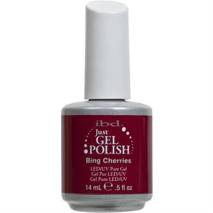 Ibd Just Gel Polish 14ml - Bing Cherries
