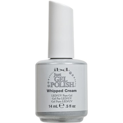 Ibd Just Gel Polish 14ml - Whipped Cream