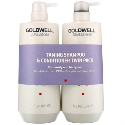Goldwell DualSenses Just Smooth Duo Pack - 1litre
