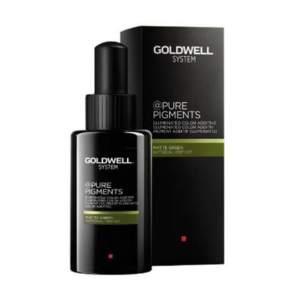 Goldwell Pure Pigments 50ml - Matte Green