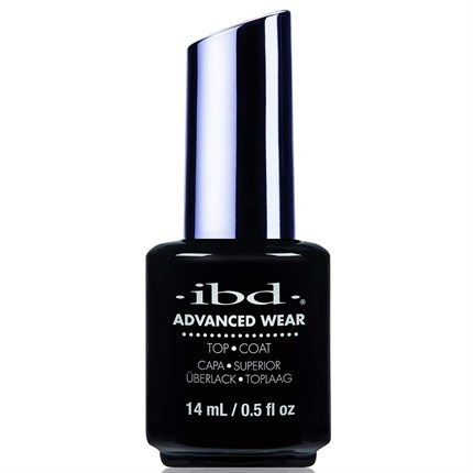 Ibd Advanced Wear Pro Lacquer 14ml - Top Coat