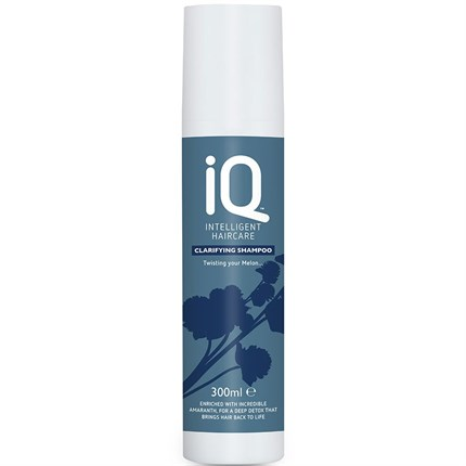 IQ Intelligent Haircare Clarifying Shampoo 300ml