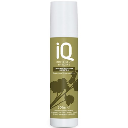 IQ Intelligent Haircare Intense Moisture Shampoo 300ml