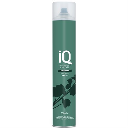 IQ Intelligent Haircare Hairspray 750ml